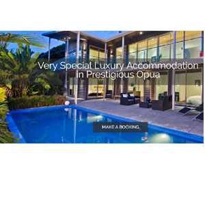 Aqua Cove - Luxury accommodation in the Bay of Islands